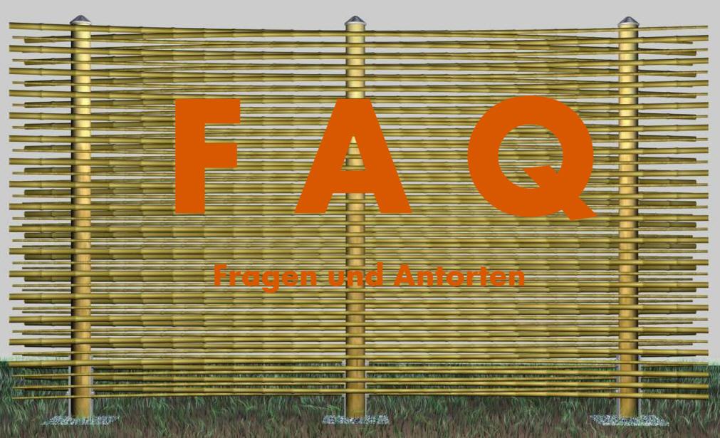 Bambus FAQ - Bambus Info - Informationen